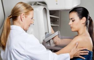 Thermography vs mammogram